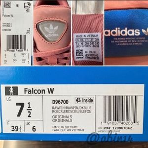 adidas Shoes - New in Box Adidas Falcon Shoes